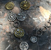 Language of Flowers Drop Necklace
