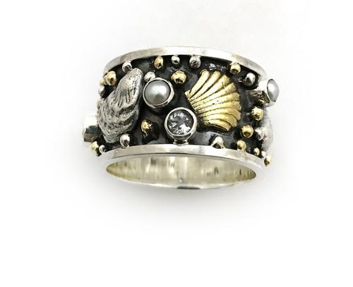 Botticelli Band Ring
