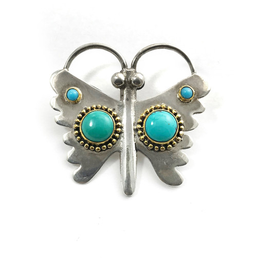 Butterfly Pin/Pendant