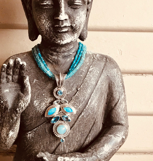 Caribbean Crush Necklace