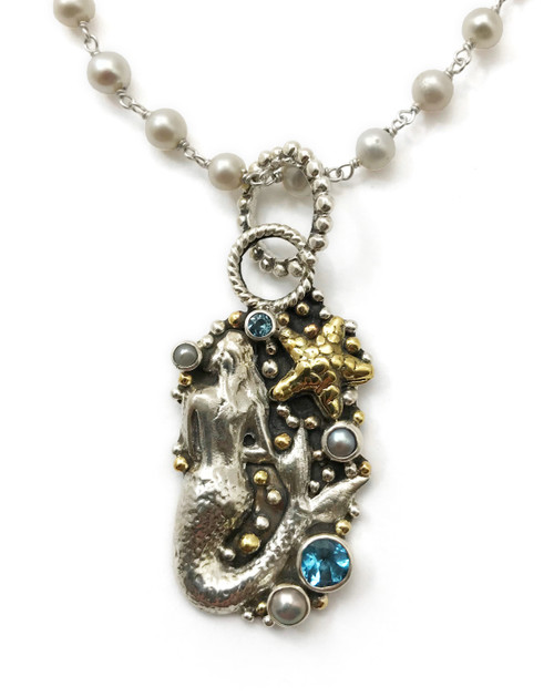 Mermaid Lore Necklace