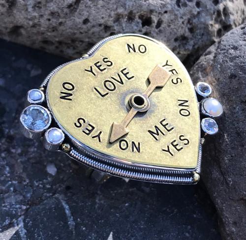 Love Meter Ring