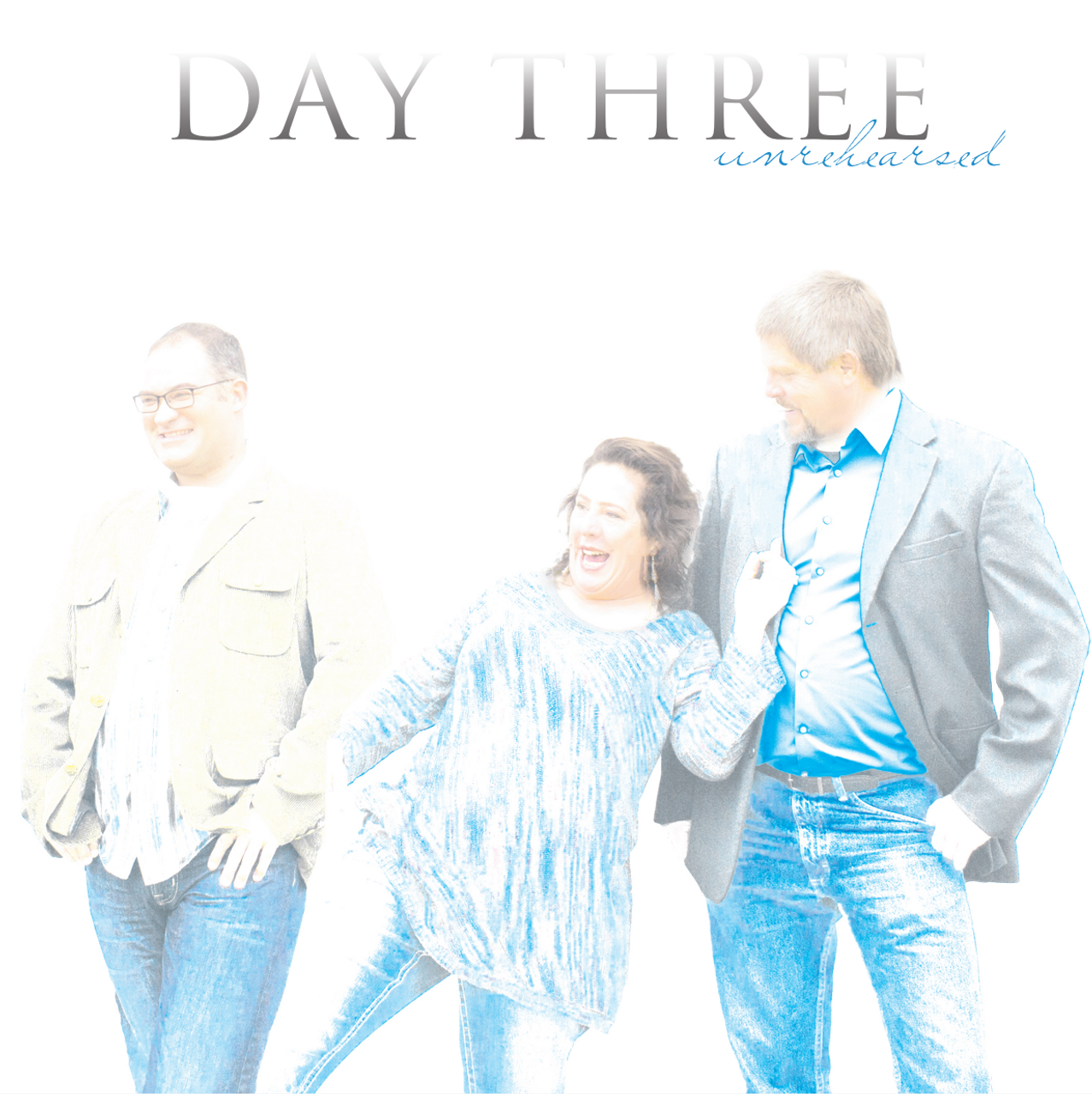 Day Three - Unrehearsed.  Produced by Jonathan Goodwin at Redemption World Records in Nashville, TN.