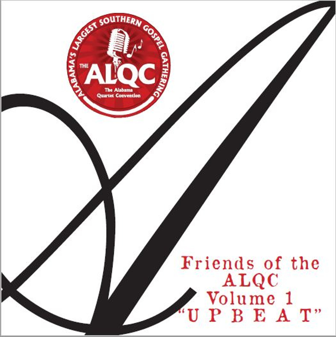 This is the first compilation disc put together by The Alabama Quartet Convention.  All 20 songs are upbeat; there are no slow songs on this disc.