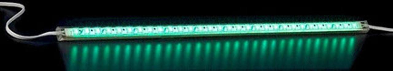 Lifetime Warranty SeaMaster Lights Strip 15 LED 25cm (10in) Green