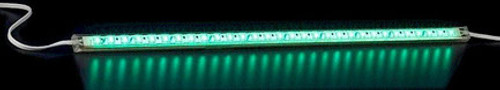 Lifetime Warranty SeaMaster Lights Strip 15 LED 25cm (10in) Green