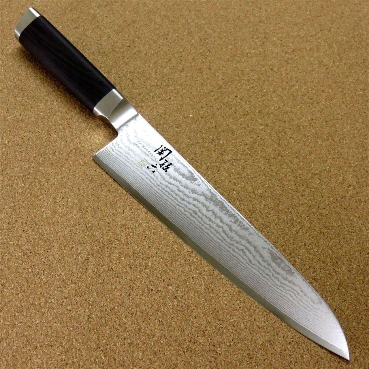 Japanese KAI SEKI MAGOROKU Kitchen Gyuto Chef's Knife 8 3
