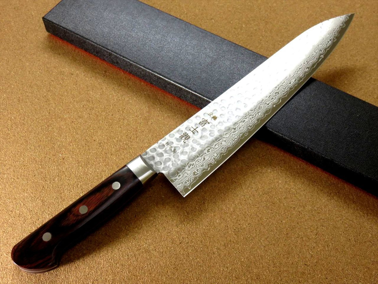 Japanese FUJIMI Kitchen Chef Knife 10.6\