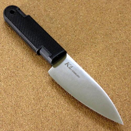 Cold Steel Japanese Kitchen knife 45K4P K-4 Plain 100mm VG-1 Discontinued JAPAN