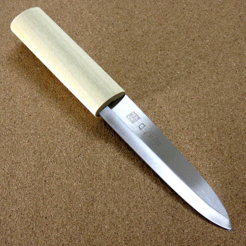 Japanese Kitchen Fisherman Makiri Knife 135mm 5.3 inch Right handed SEKI JAPAN