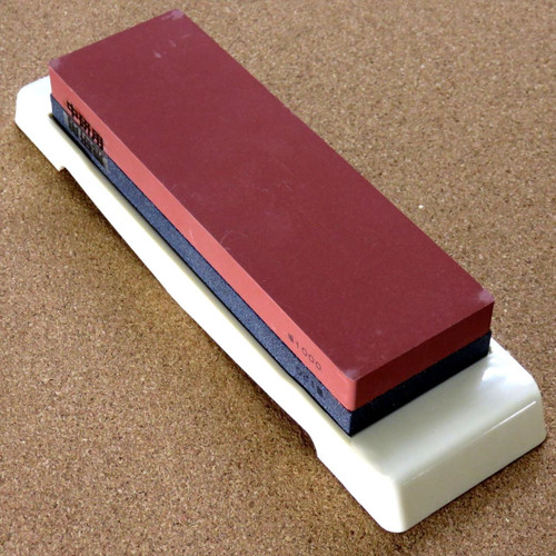 Japanese Double Sided Sharpening Stone Whetstone Grindstone #120/#1000 JAPAN