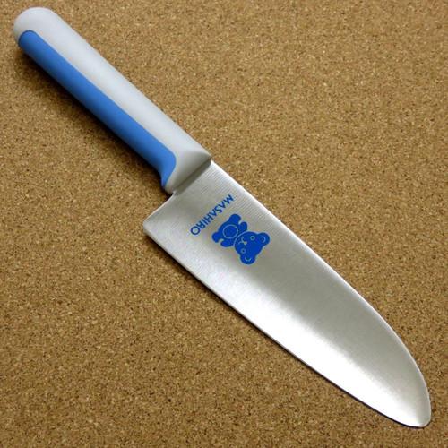 """Japanese Masahiro Kitchen Kids Knife 5.1"""" For Upperclassmen Left handed SEKI JAPAN"""