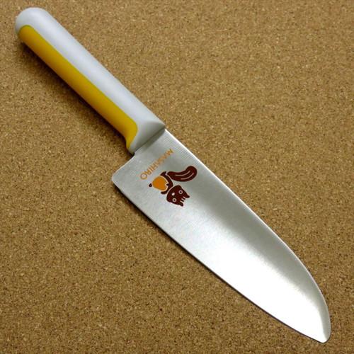 """Japanese Masahiro Kitchen Kids Knife 5.1"""" For Infant Left handed SEKI JAPAN"""