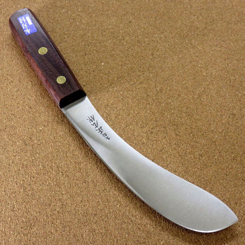 "Japanese Masahiro Kitchen Kawahagi Skinning Knife 6.5"" Carbon Steel SEKI JAPAN"