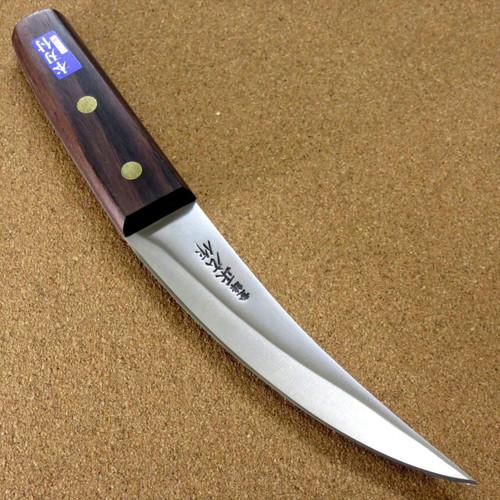 Japanese Masahiro Kitchen Gutting Knife 150mm 5.9 inch Carbon Steel SEKI JAPAN