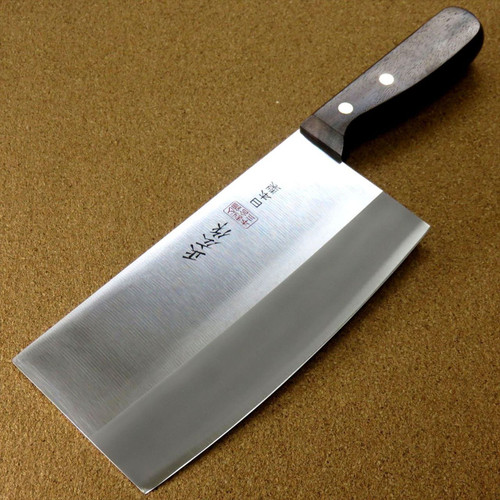 Japanese Masahiro Kitchen Chinese Chef Knife 6.9 inch 3 Layers TX-101 SEKI JAPAN