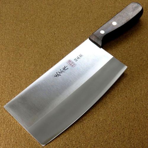 Japanese Masahiro Kitchen Chinese Chef Knife 6.9 inch 3 Layers TX-101 SEKI JAPAN