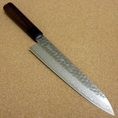 Japanese Kitchen Gyuto Chef's Knife 210mm 8.3 inch Damascus 45 Layers SEKI JAPAN