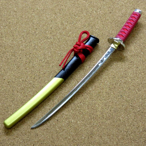 Japanese NIKKEN Samurai Design Letter Opener Oda Nobunaga Office Item SEKI JAPAN