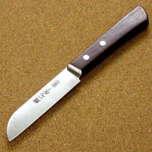 Japanese Miyabi Isshin Kitchen Fruit Paring Knife 3.5 inch 3 Layers SEKI JAPAN