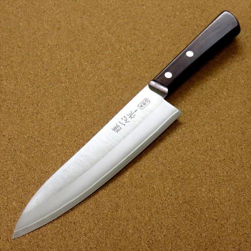 Japanese Miyabi Isshin Kitchen Gyuto Chef's Knife 7.1 inch 3 Layers SEKI JAPAN
