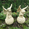 25-36cm Fairy, Cupid Garden Statue Sculpture Ornament