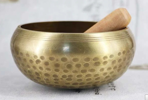 Copper Tibetan Buddhism Meditation Singing Bowl 7 sizes