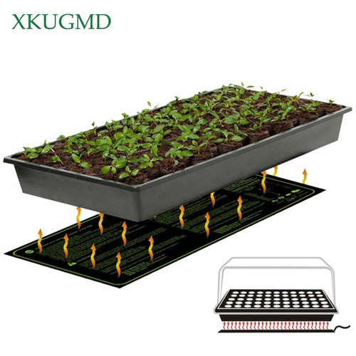 Seedling Propagation Heat Mat 3 sizes, EU/US/UK/AU Plug