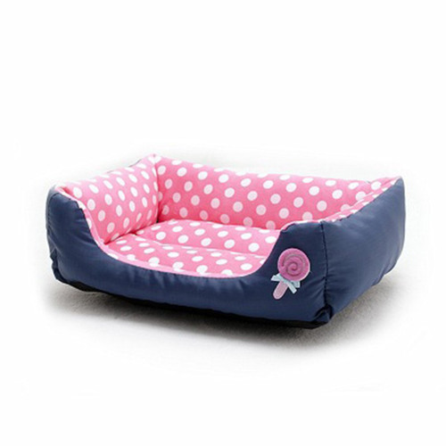 Dog bed lounger, S/M/L. Durable & thick material, hand washable