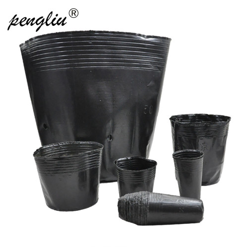 15-100pc flexible, lightweight, propagation pots for plants. Multiple sizes