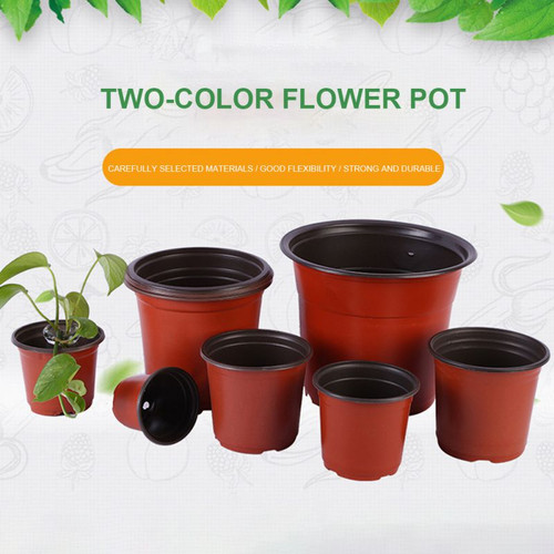100pc flexible, lightweight, propagation pots for plants. Multiple sizes