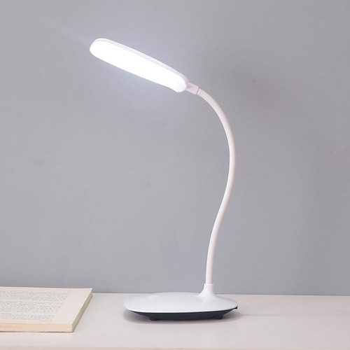 USB Rechargeable Desk/Table Lamp, 3 light modes