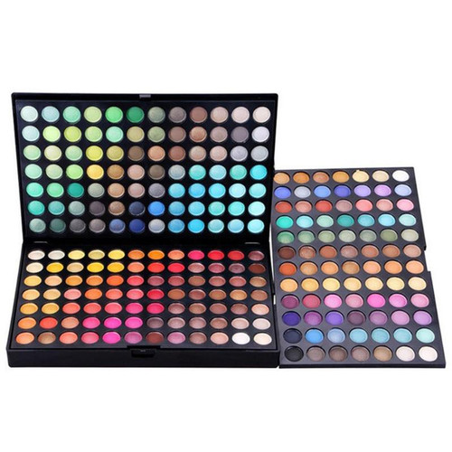 252pcs Colors Eyeshadow Palette Mineral Makeup Kit