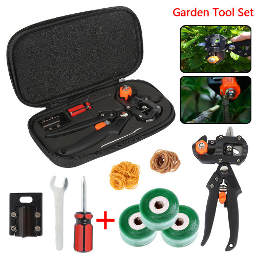 Professional Nursery Pruning & Grafting tool + accessories