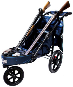 2-Gun Shooting Cart Standard