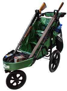2-Gun Shooting Cart Combo Package