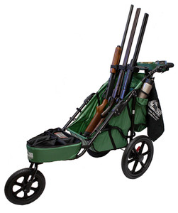 3-Gun Muzzles Up Standard Shooting Cart