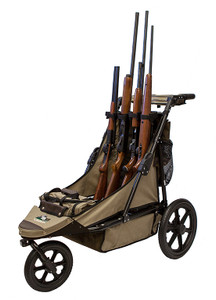 Deluxe 4 Gun Cart Package