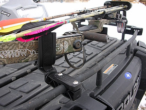 ATV Bow Holder