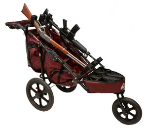 3 Gun Competition Shooting Cart Combo
