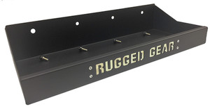 Large Shelf For Modular Gun Wall Mount Storage System
