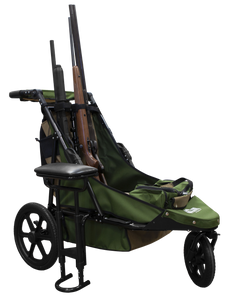 Spring Loaded Cart Seat
