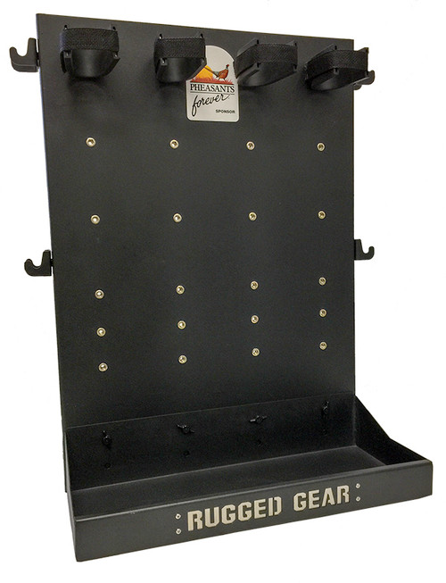 Modular Gun Rack and Accessory Storage System