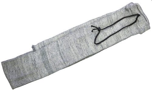 Gray Shotgun and Rifle Gun Sock