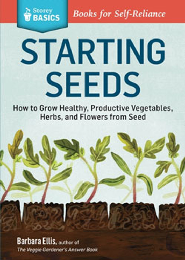 Beginning Gardeners Collection - Starting Seeds