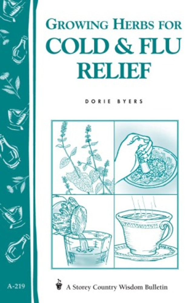 Growing Herbs for Cold & Flu Relief by Dorie Byers