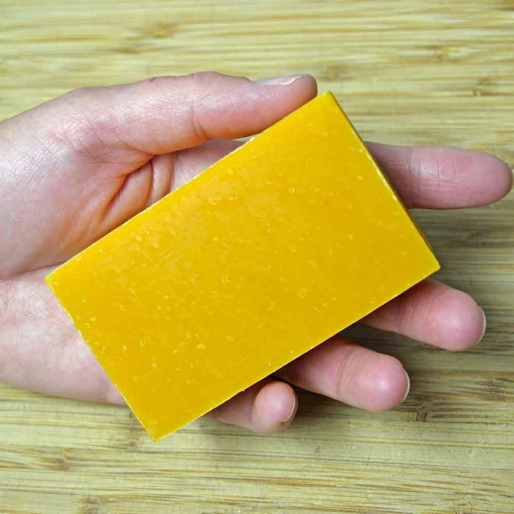 Certified Organic  Handmade Citrus Lavender Soap