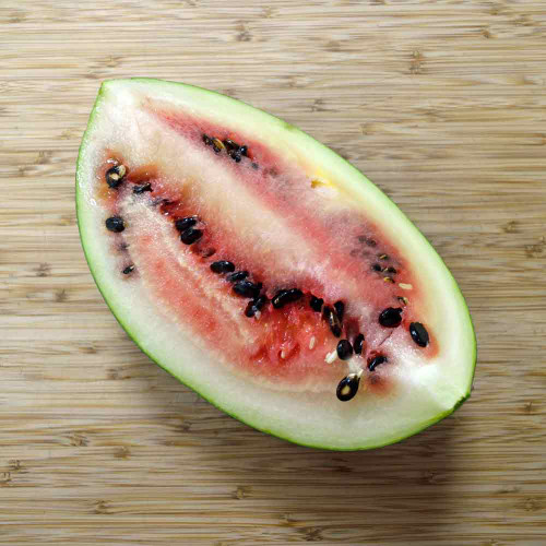 Slice of Turkish Watermelon - (Citrullus lanatus)