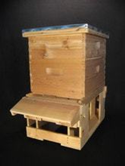 Cedar Bee Hive Stand for sale