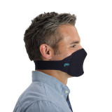 Antimicrobial Unisex Neck Loop Face Mask (2-pack), Navy